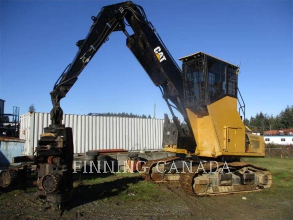Caterpillar 325DFMLLA, Forestry Excavators, Forestry Equipment