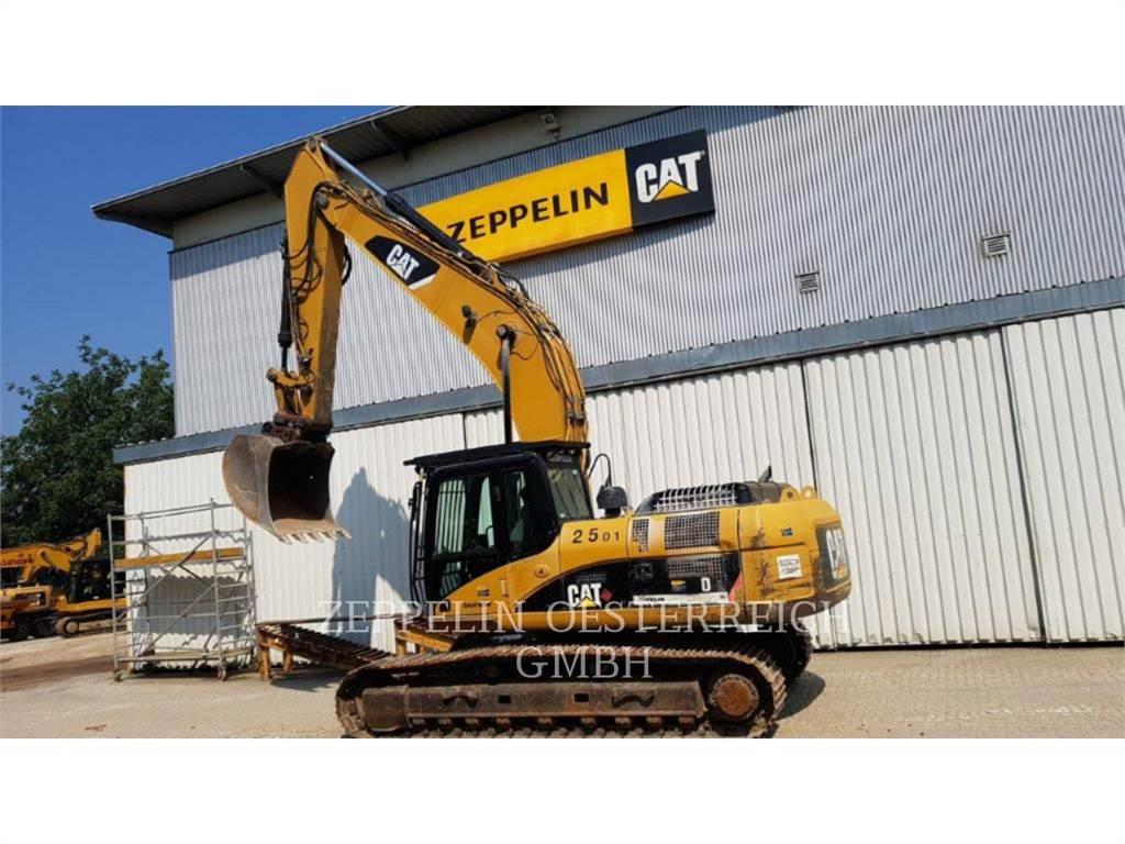Caterpillar 325DL, Escavatori cingolati, Attrezzature Da Costruzione