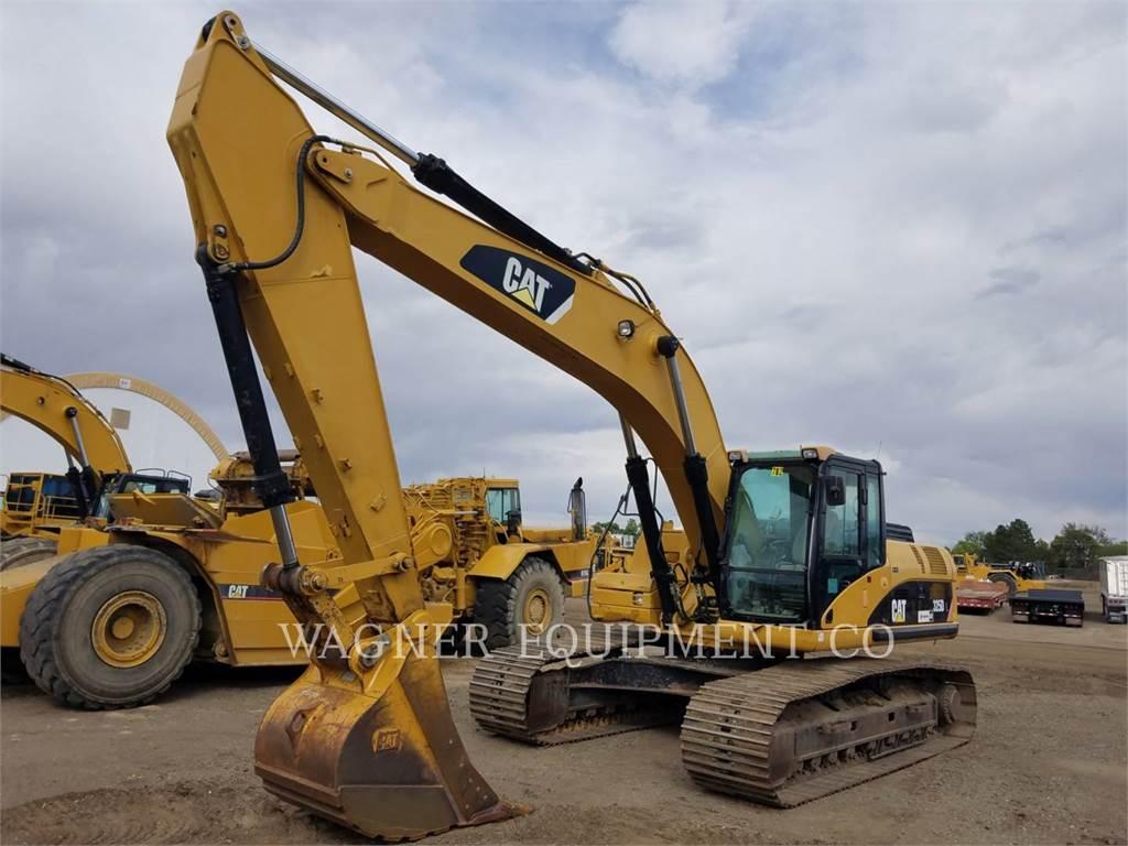 Caterpillar 325DL, Pelle sur chenilles, Équipement De Construction