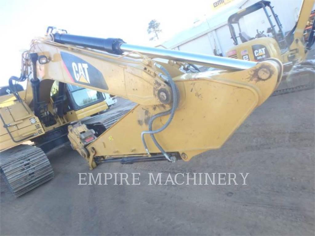Caterpillar 325F LCR, Escavadoras de rastos, Equipamentos Construção