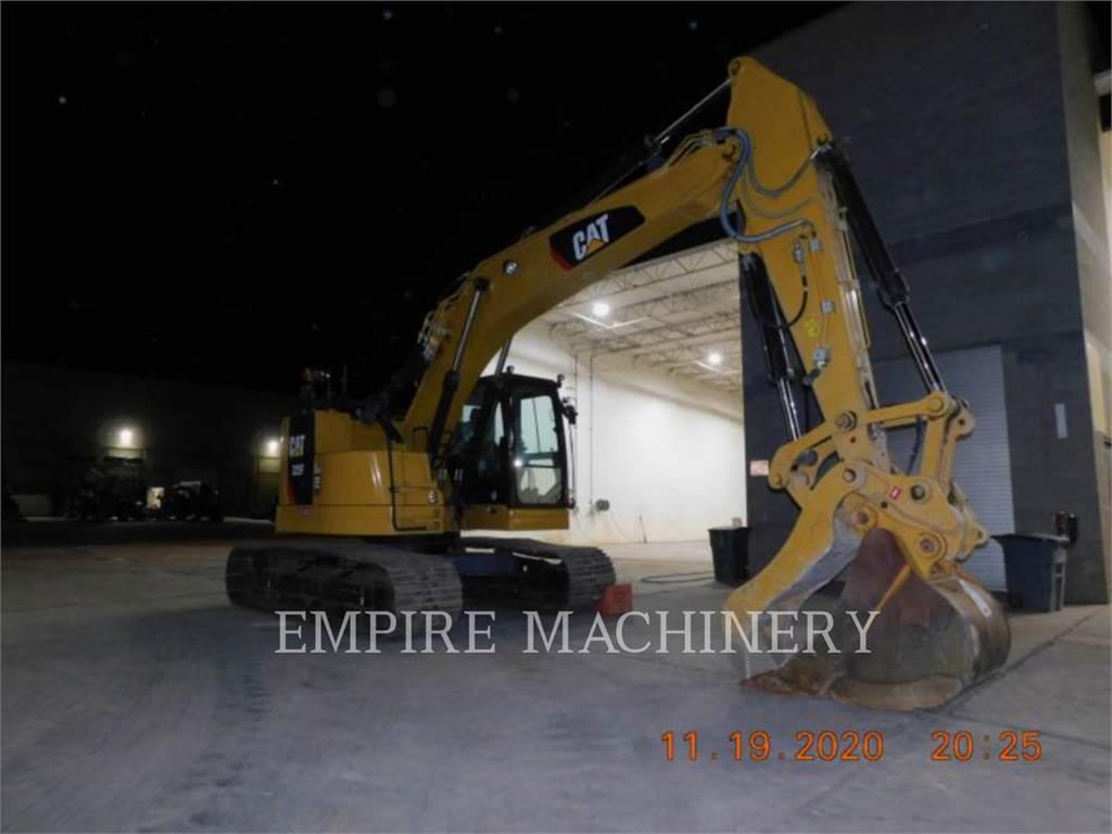 Caterpillar 325F LCR P、履带挖掘机、建筑设备