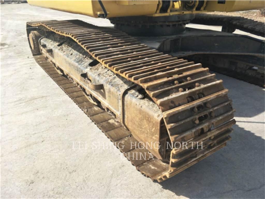 Caterpillar 326 D2, Koparki gąsienicowe, Sprzęt budowlany