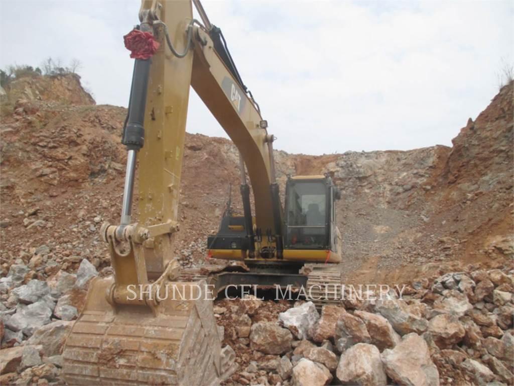 Caterpillar 326D2L, Escavatori cingolati, Attrezzature Da Costruzione