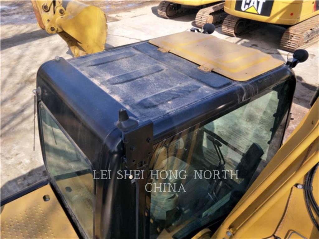 Caterpillar 326D2L, Pelle sur chenilles, Équipement De Construction