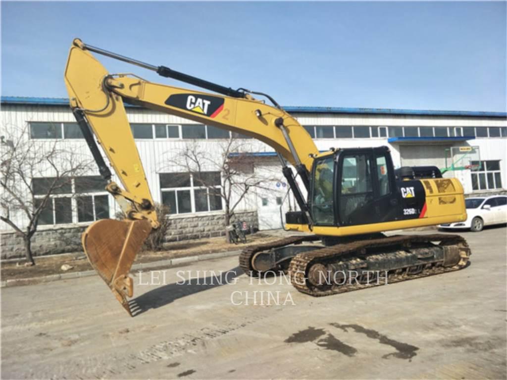 Caterpillar 326D2L, Koparki gąsienicowe, Sprzęt budowlany