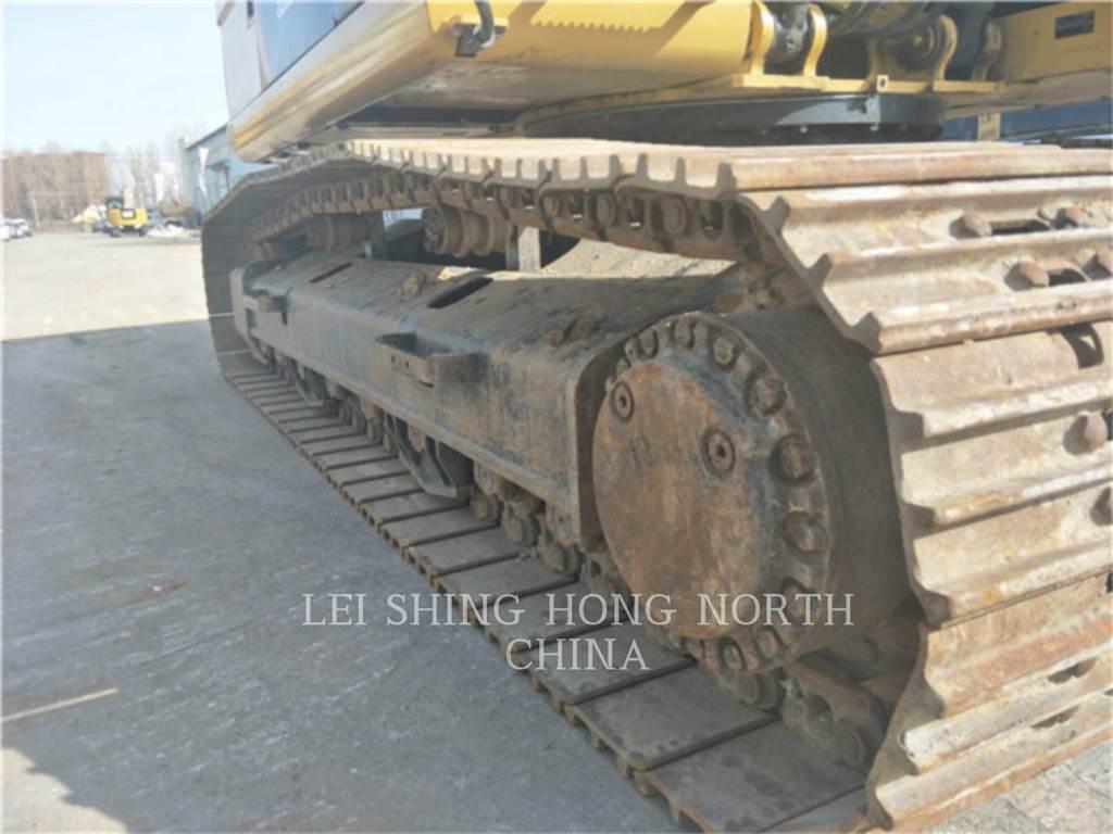 Caterpillar 326D2L, Excavatoare pe senile, Constructii