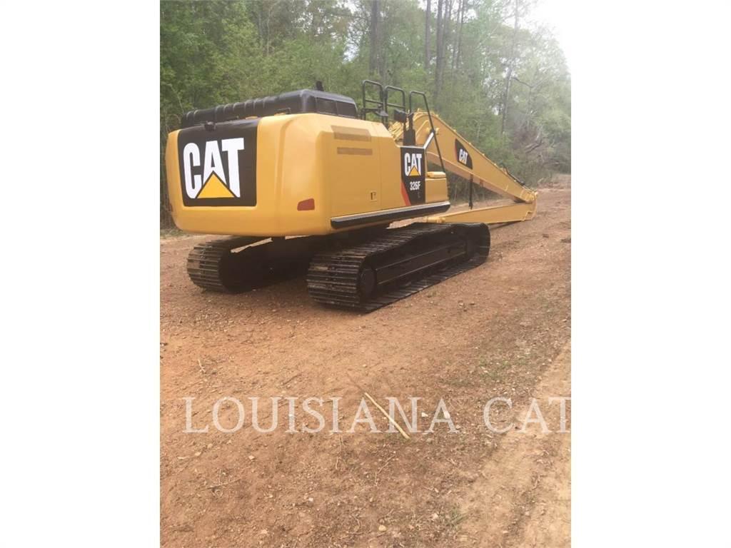 Caterpillar 326FL, Crawler Excavators, Construction