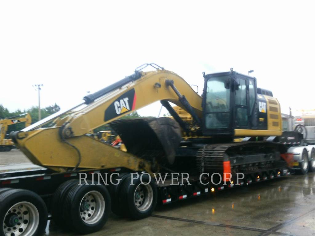 Caterpillar 326FL, Raupenbagger, Bau-Und Bergbauausrüstung