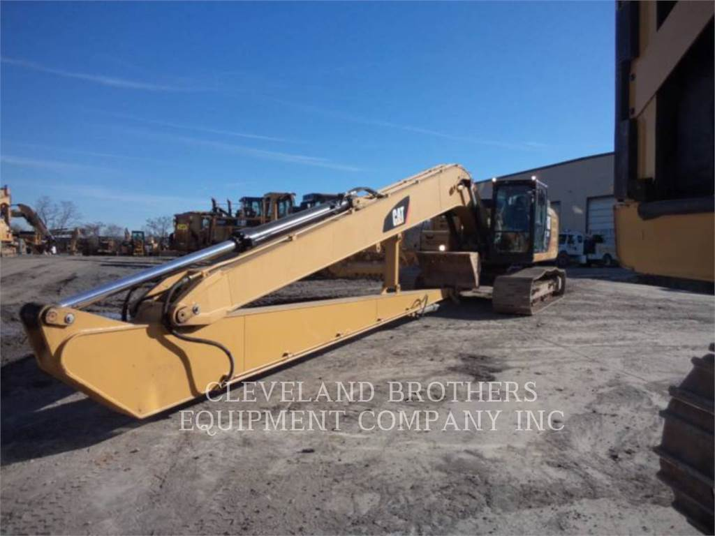 Caterpillar 326FL LR, Crawler Excavators, Construction