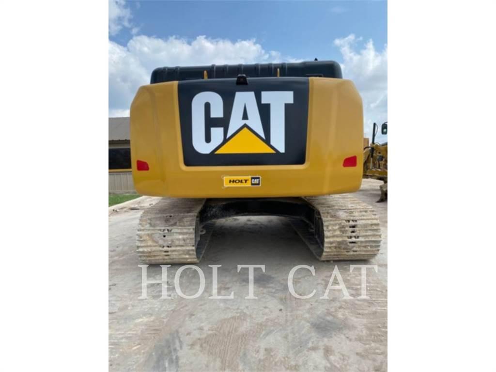 Caterpillar 326FL TC, Pelle sur chenilles, Équipement De Construction