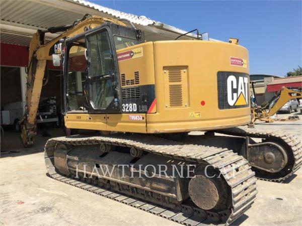 Caterpillar 328, Raupenbagger, Bau-Und Bergbauausrüstung