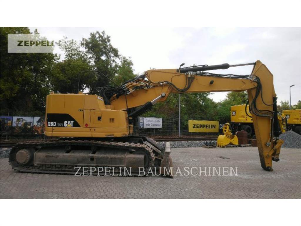 Caterpillar 328DLCR, Crawler Excavators, Construction