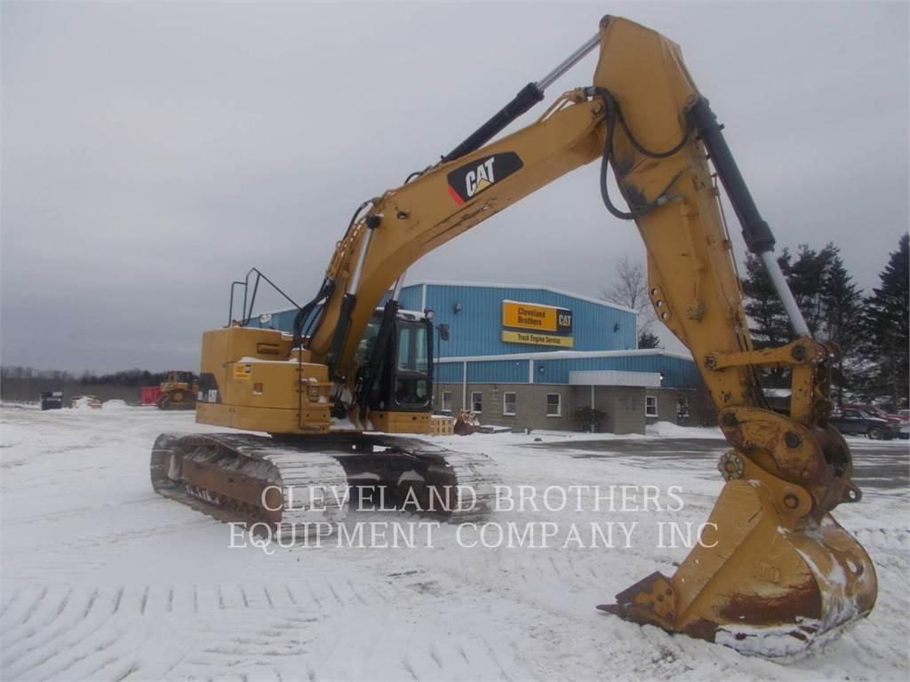 Caterpillar 328DLCR, Raupenbagger, Bau-Und Bergbauausrüstung