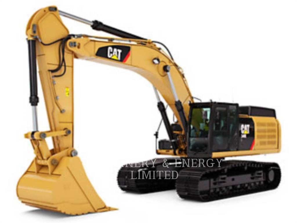 Caterpillar 329 E, Escavadoras de rastos, Equipamentos Construção