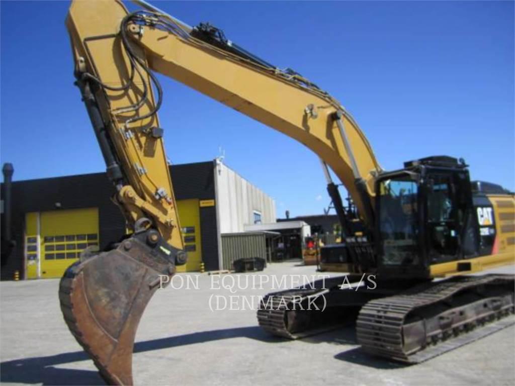 Caterpillar 329 EL TST00447, Excavadoras de cadenas, Construcción