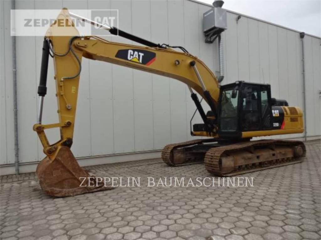 Caterpillar 329D2L, Escavatori cingolati, Attrezzature Da Costruzione