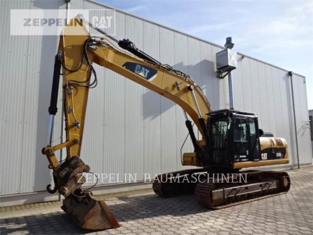 Caterpillar 329DLN, Crawler Excavators, Construction