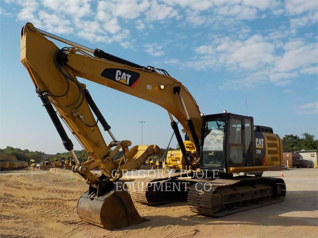 Caterpillar 329FL, Escavatori cingolati, Attrezzature Da Costruzione