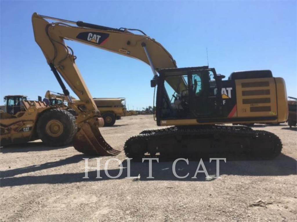 Caterpillar 329FL TC, Crawler Excavators, Construction