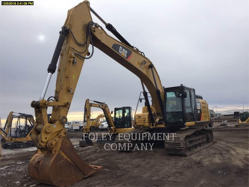 Caterpillar 329FL10, Pelle sur chenilles, Équipement De Construction