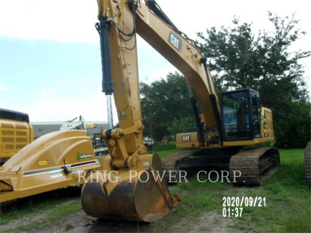 Caterpillar 330、履带挖掘机、建筑设备