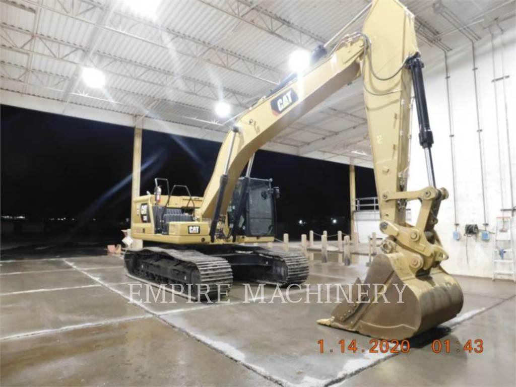 Caterpillar 330-07, Raupenbagger, Bau-Und Bergbauausrüstung