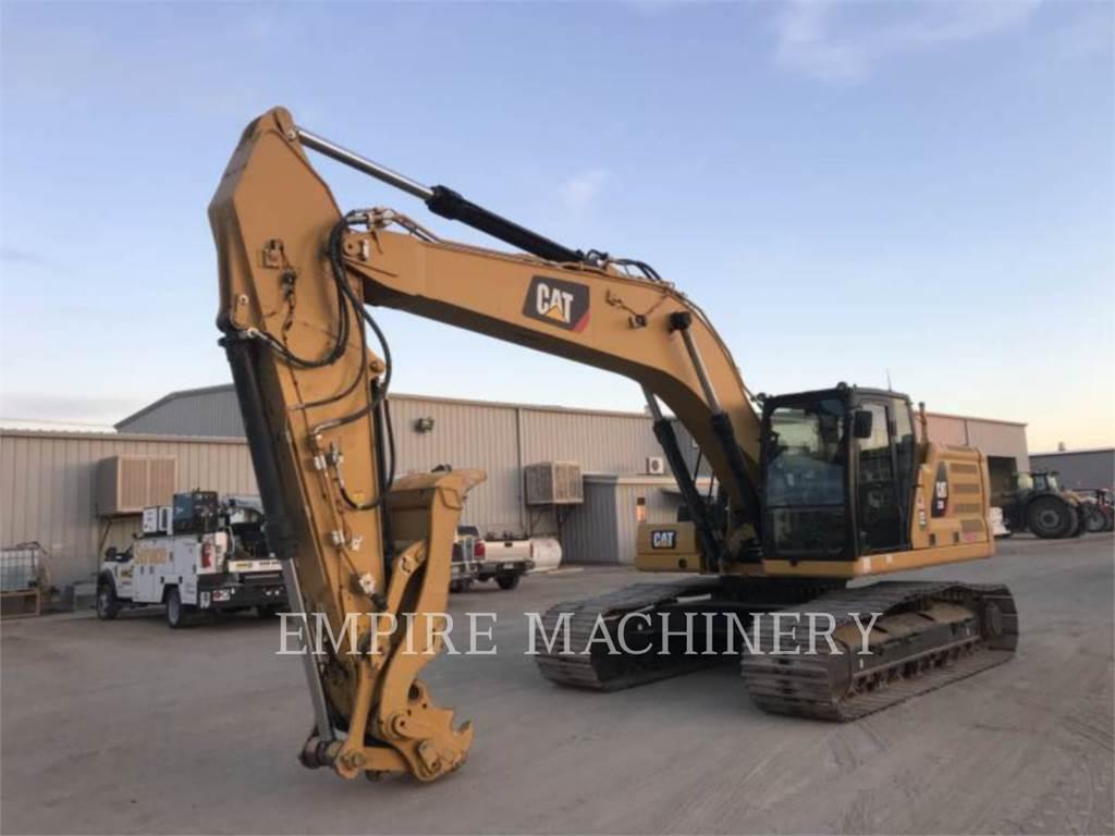 Caterpillar 330-07 P, Crawler Excavators, Construction