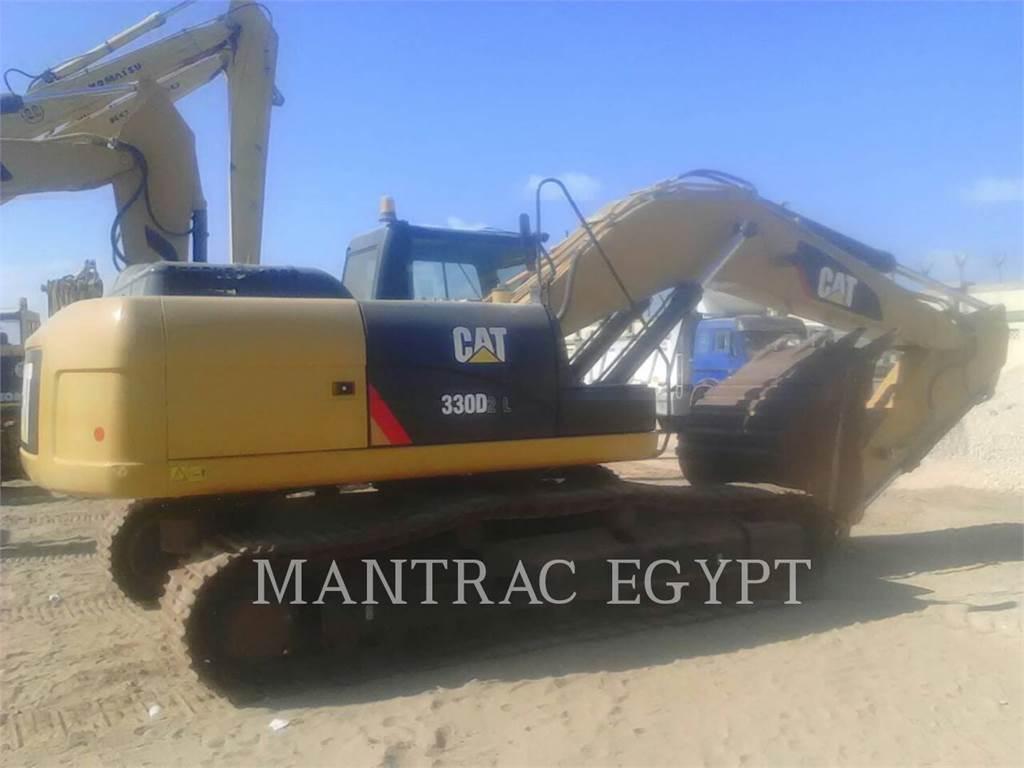 Caterpillar 330 D2 L, Raupenbagger, Bau-Und Bergbauausrüstung