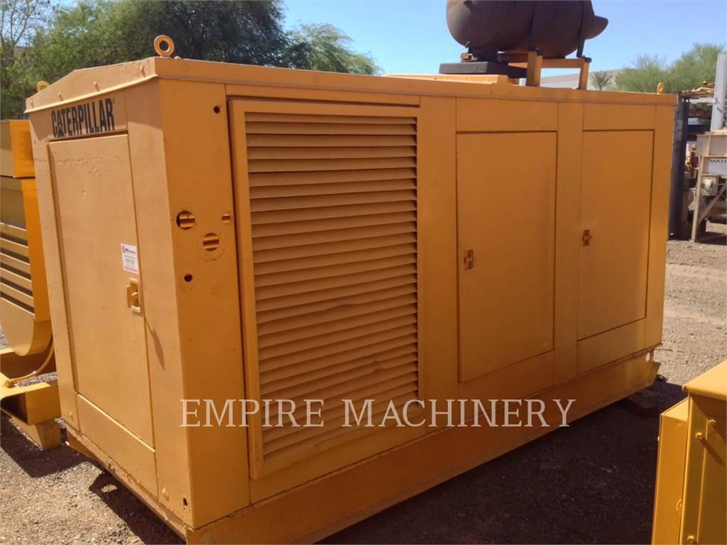 Caterpillar 3304, стационарные генераторные установки, Строительное