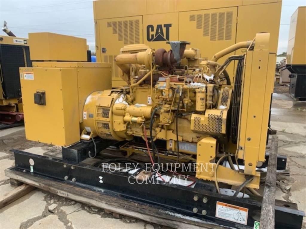 Caterpillar 3306BEP, Seturi de Generatoare Diesel, Constructii