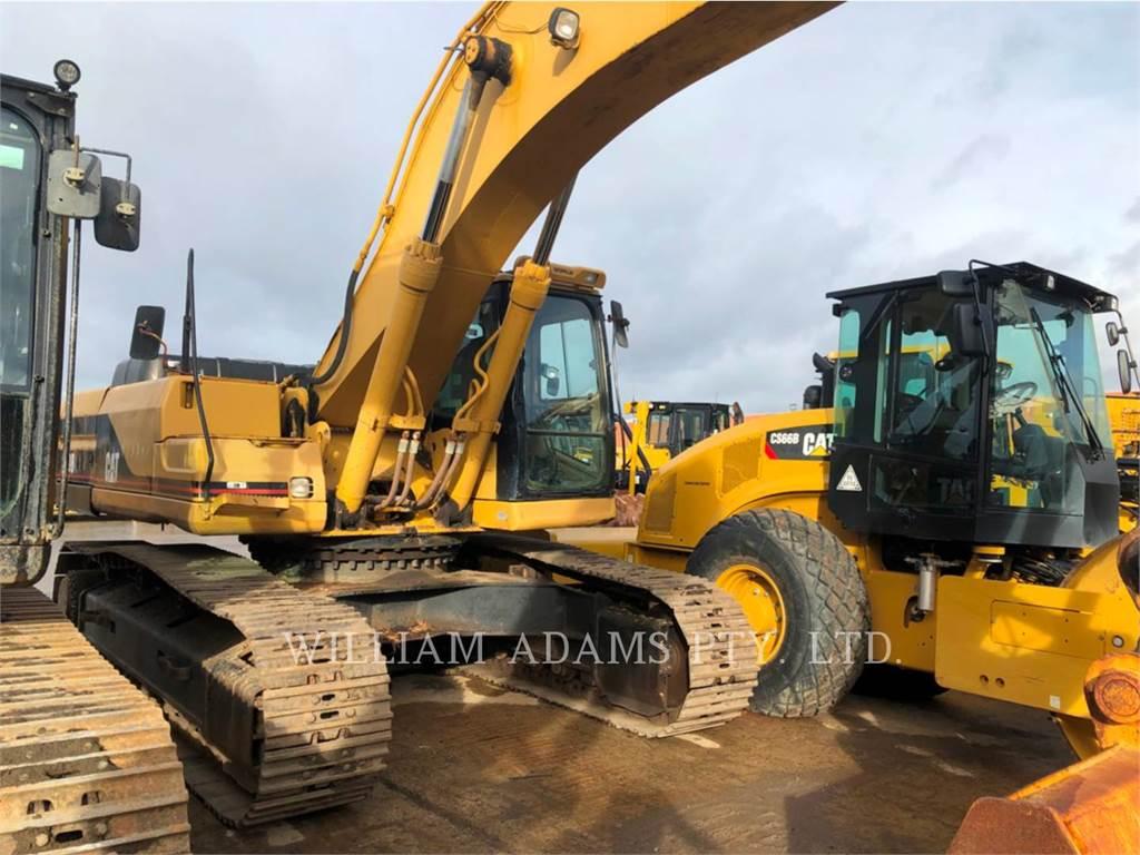 Caterpillar 330BL, Crawler Excavators, Construction