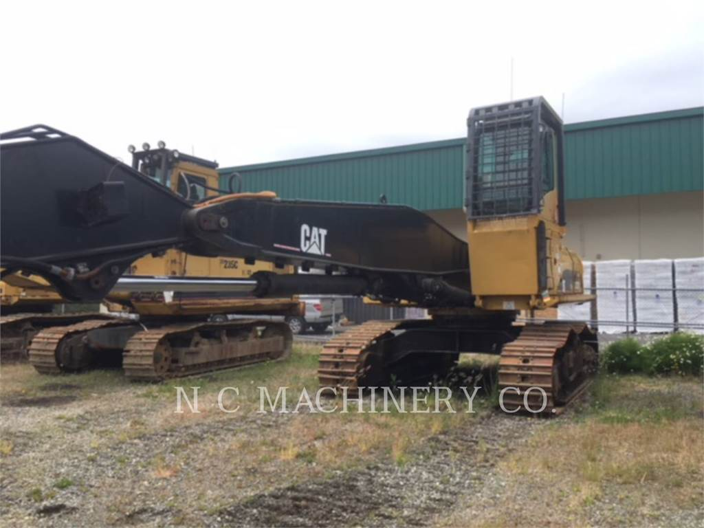 Caterpillar 330CFMHW, Chargeuse forestière, Forestier