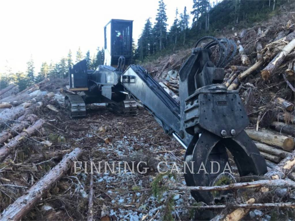 Caterpillar 330CFMHW, Feller Bunchers, Forestry Equipment