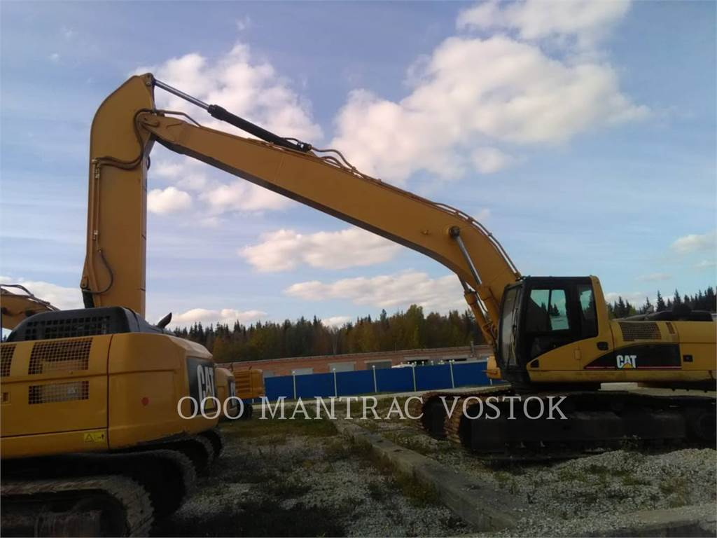 Caterpillar 330CL, Crawler Excavators, Construction