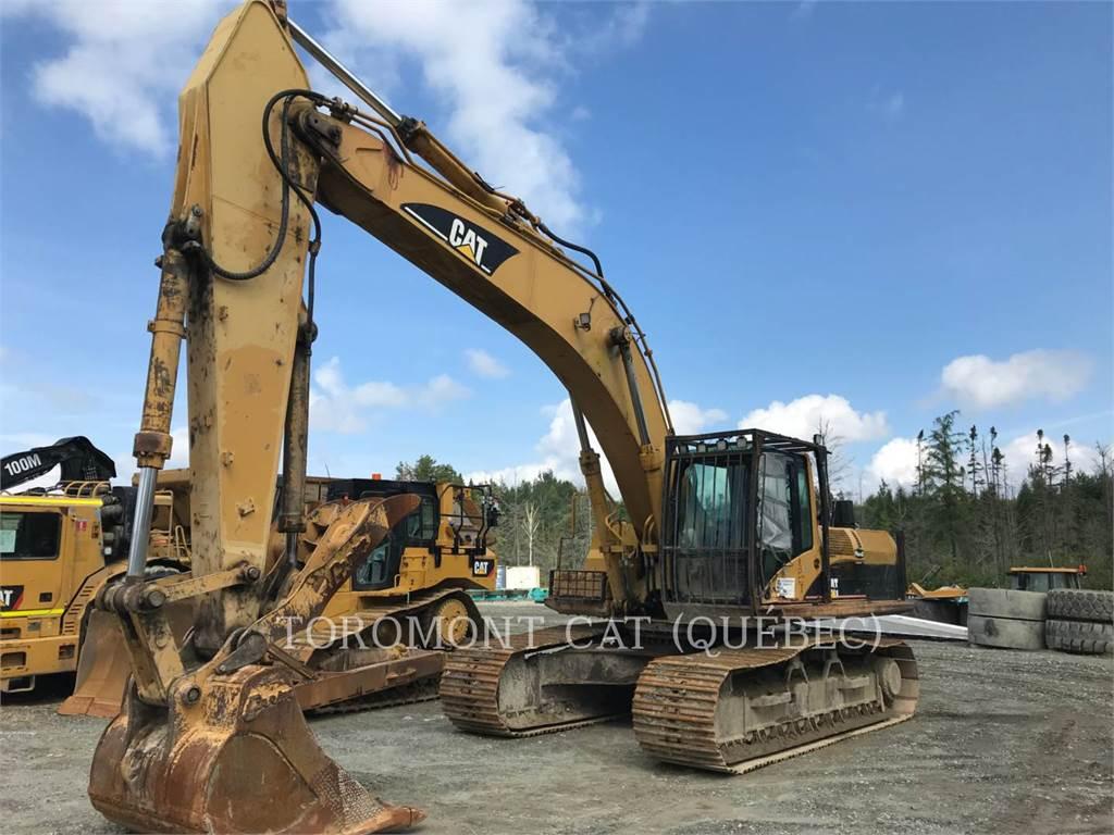 Caterpillar 330CL, Raupenbagger, Bau-Und Bergbauausrüstung