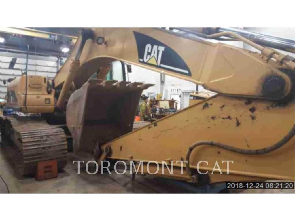 Caterpillar 330CL, Escavadoras de rastos, Equipamentos Construção