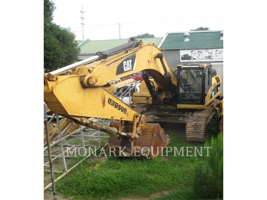 Caterpillar 330D, Raupenbagger, Bau-Und Bergbauausrüstung