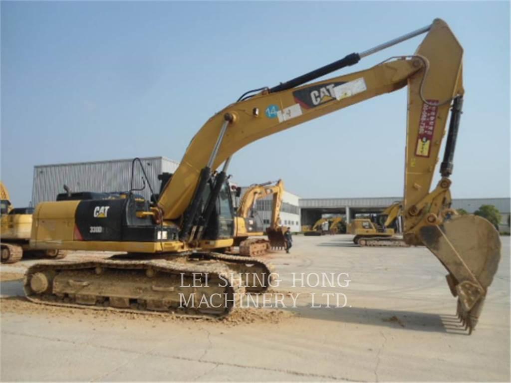 Caterpillar 330D2L, Escavatori cingolati, Attrezzature Da Costruzione