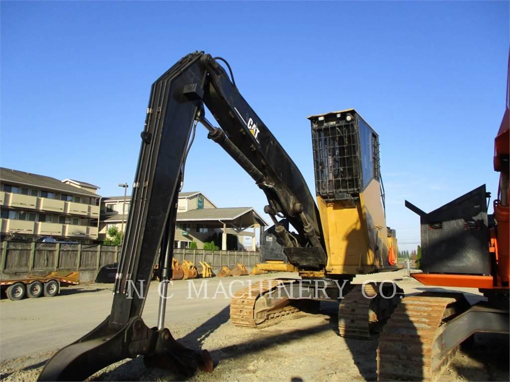 Caterpillar 330DFMLLA, Knuckleboom loaders, Forestry Equipment