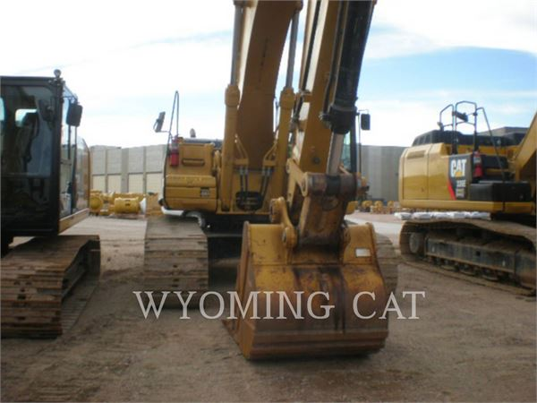 Caterpillar 330DL, Raupenbagger, Bau-Und Bergbauausrüstung