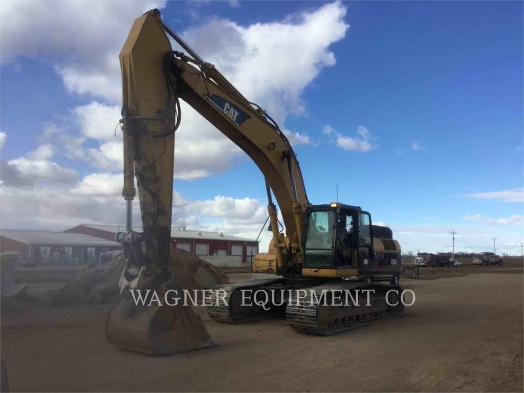 Caterpillar 330DL, Crawler Excavators, Construction