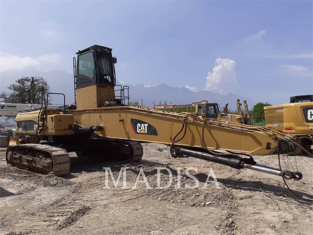 Caterpillar 330DMH, погрузчики / снос зданий, Строительное