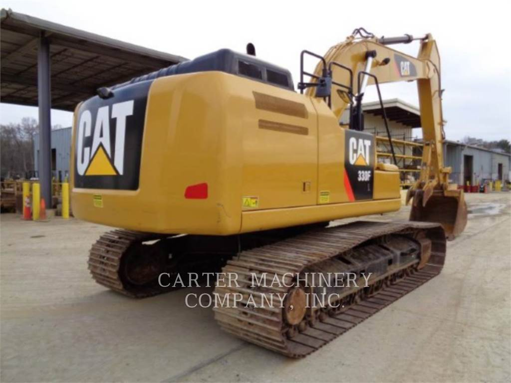 Caterpillar 330F 10, Crawler Excavators, Construction