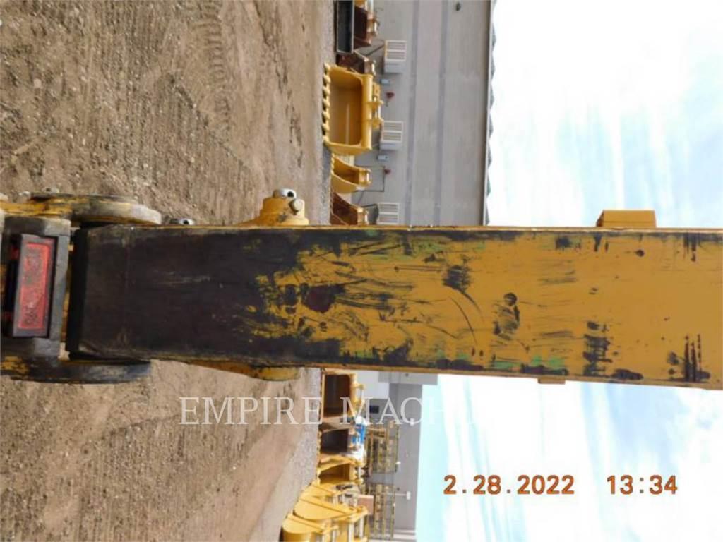 Caterpillar 330FL, Escavadoras de rastos, Equipamentos Construção