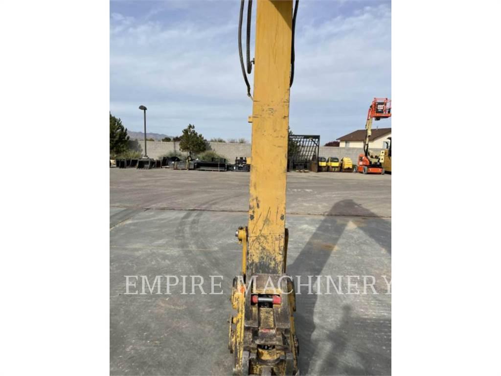 Caterpillar 330FL、クローラー式油圧ショベル(パワーショベル・ユンボ)、建設