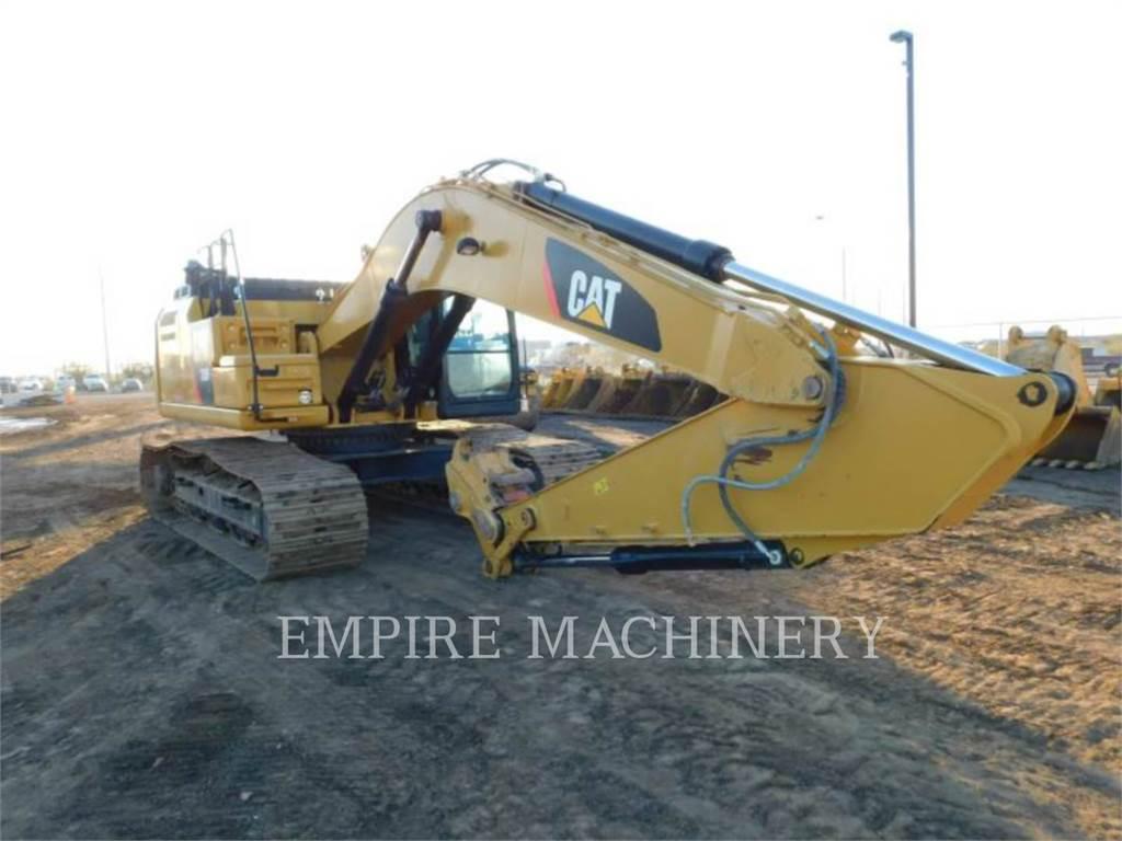 Caterpillar 330FL, Pelle sur chenilles, Équipement De Construction