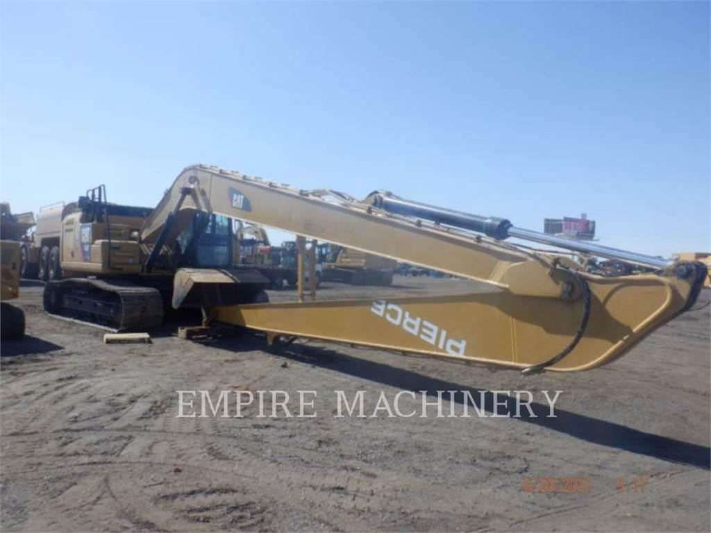 Caterpillar 330FL LR, Crawler Excavators, Construction