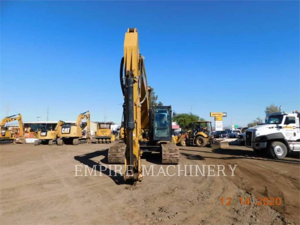 Caterpillar 330FL P, Excavadoras de cadenas, Construcción