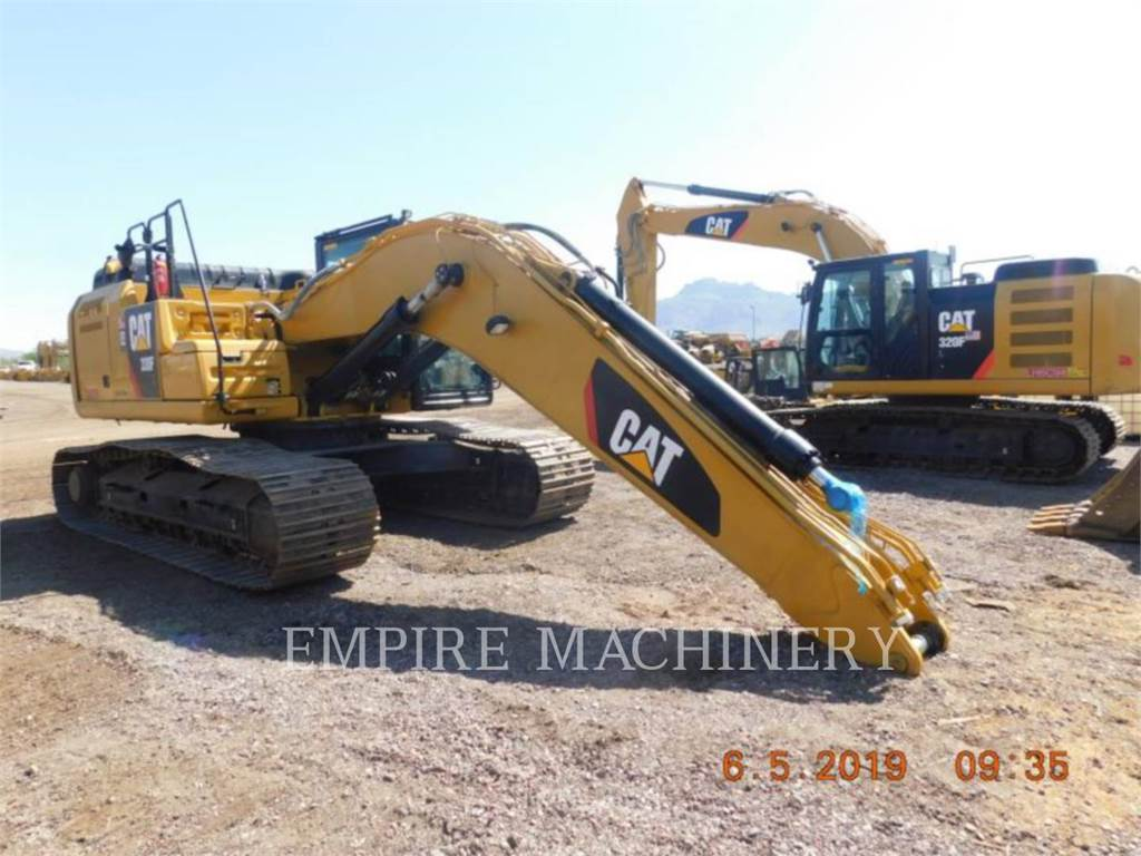 Caterpillar 330FL TH P, Crawler Excavators, Construction