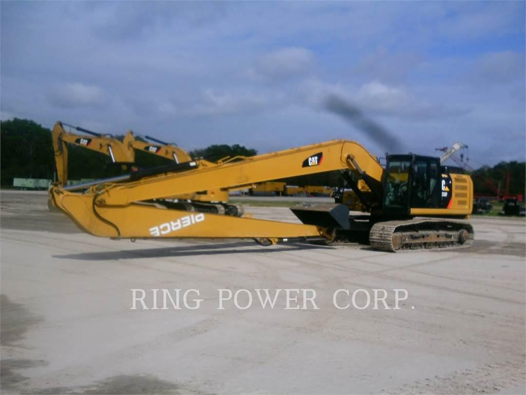 Caterpillar 330FLLONG, Raupenbagger, Bau-Und Bergbauausrüstung